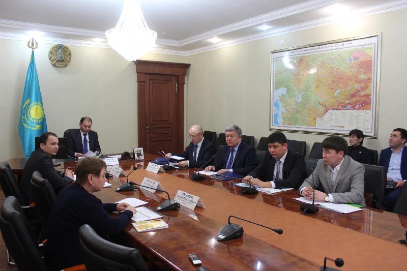 17 сельхозкооперативов зарегистрировали в Карагандинской области