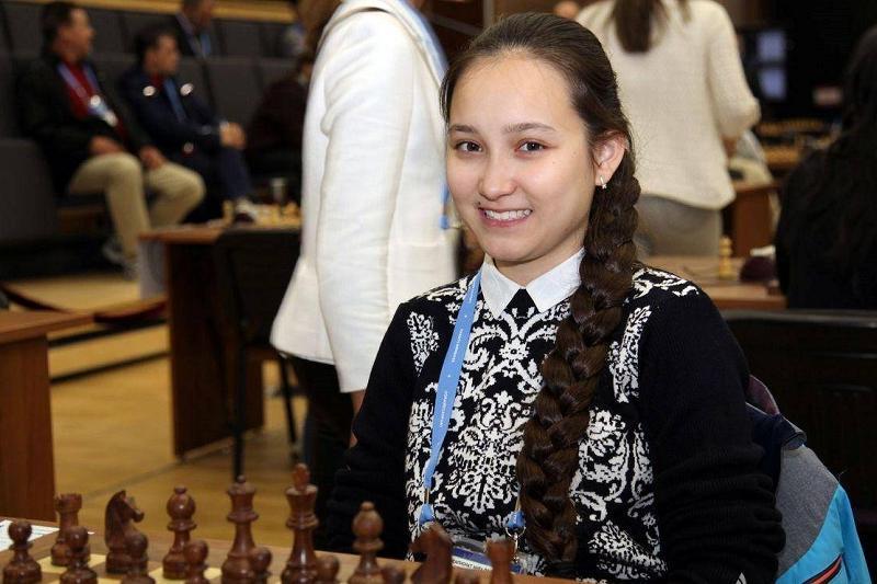 Жансая Абдумалик вошла в ТОП-5 на турнире в Македонии