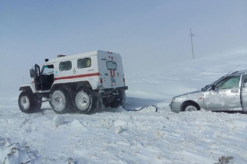 Оңтүстік Қазақстан облысында жоғалып кеткен орманшылар табылды