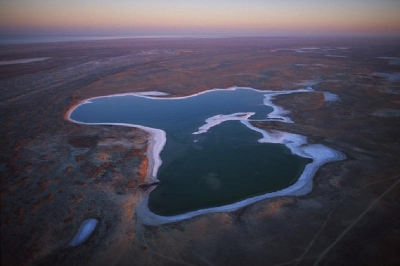 Aral Sea problem discussed in Ashgabat