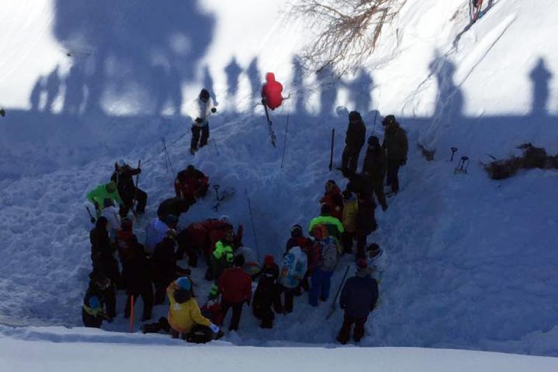 大冬会一俄罗斯裁判遭雪崩袭击不幸身亡