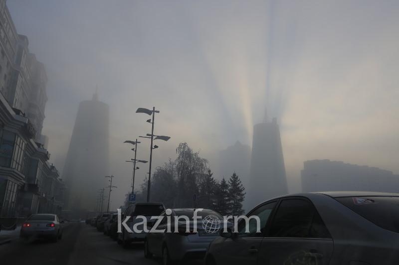 Систему мониторинга состояния экологии формируют в столице