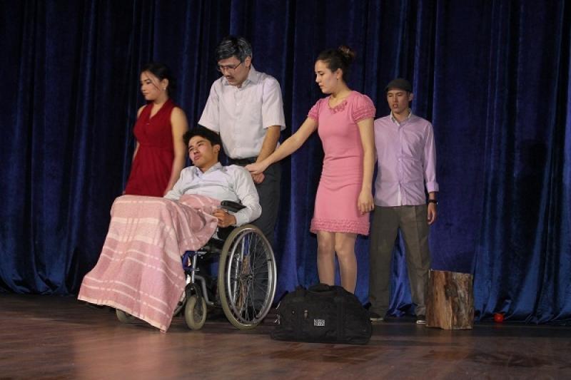 Ońtústik Qazaqstan oblysynda «Jastar teatry» quryldy
