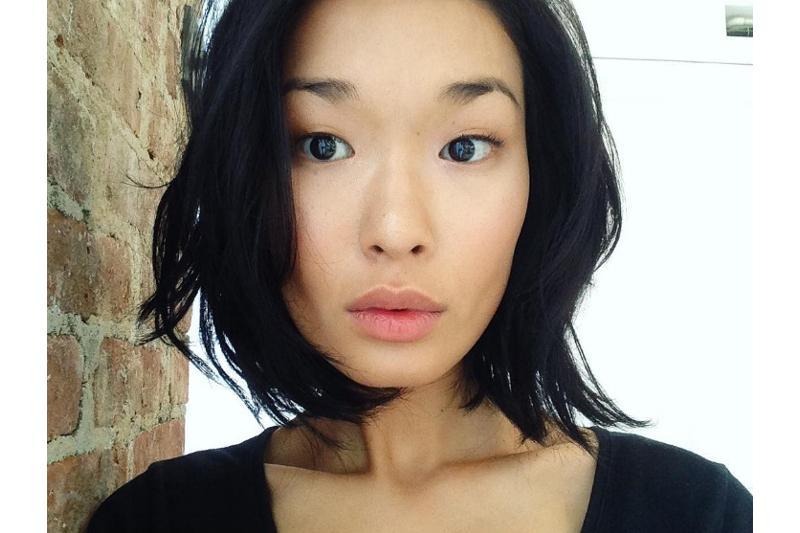 Казахстанка участвует в неделе моды в Нью-Йорке