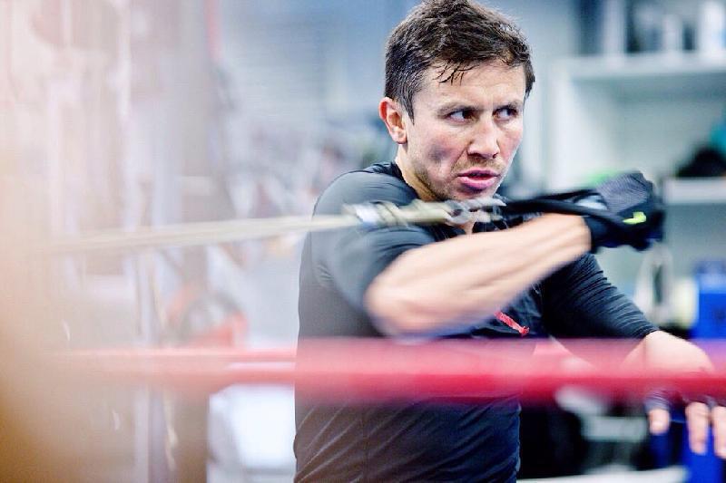 Ауыр салмақтағы экс-чемпион Головкинді үздік P4P-боксшысы деп атады