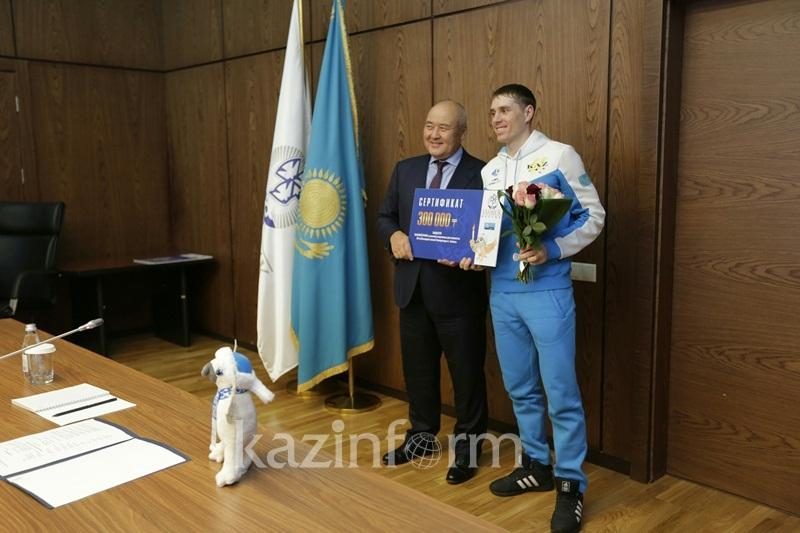 Cross-Country Skiing Federation awards Winter Universiade 2017 winners