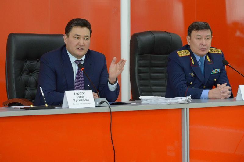 О блате при приёме на работу высказался аким Бакауов