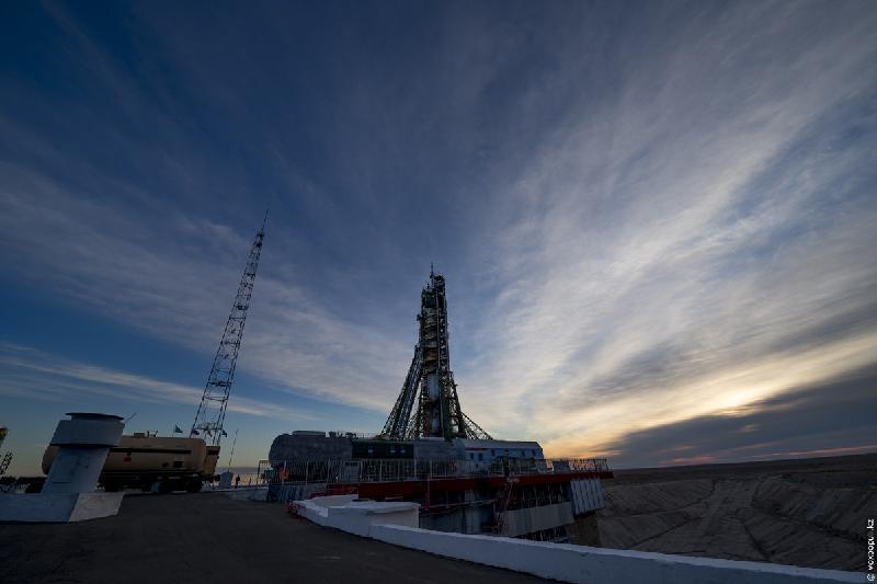 拜科努尔航天中心未来两月内将进行两次火箭发射