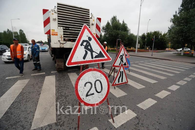 До миллиарда  тенге увеличили расходы на дороги в Павлодарской области