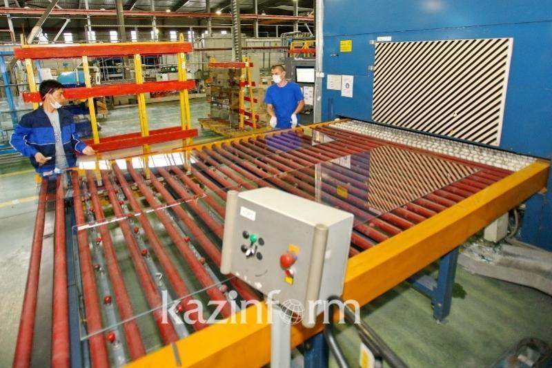 Стекольный завод в Кызылординской области будет запущен в следующем году