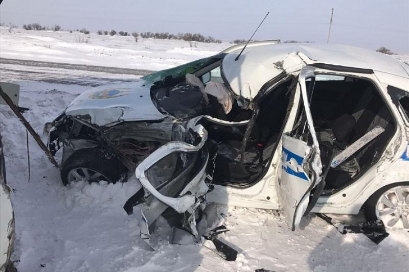 Водитель КамАЗа рассказал свою версию резонансного ДТП на трассе Павлодар-Астана