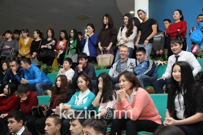 Молодежь призывают принять активное участие в модернизации Казахстана
