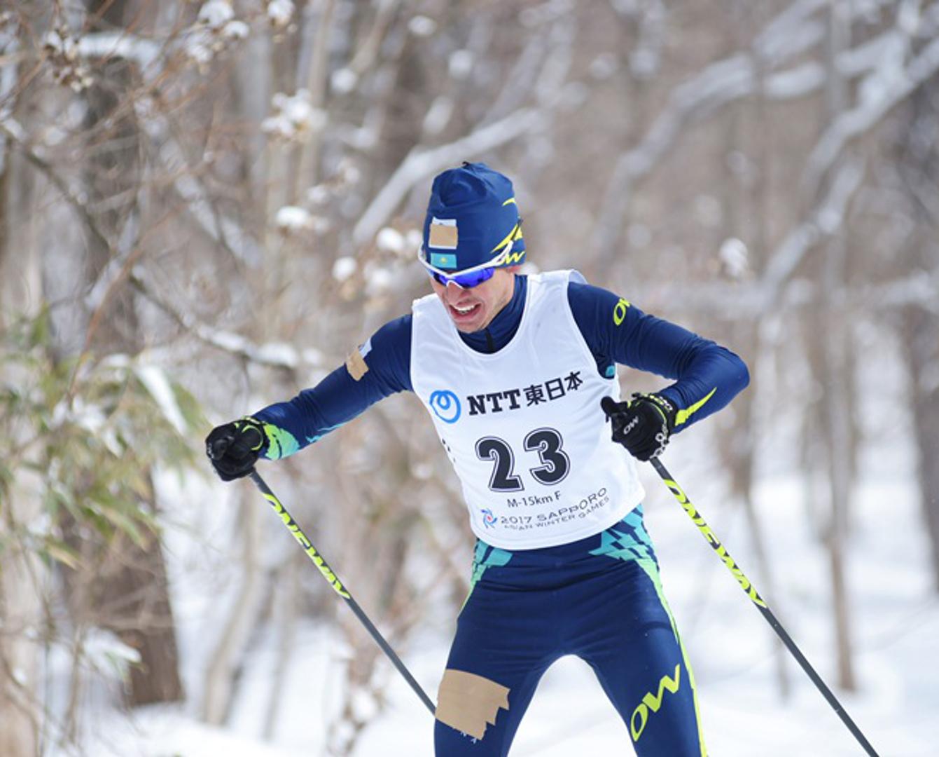 Азиада-2017: Ринат Мухин завоевал первое золото для Казахстана