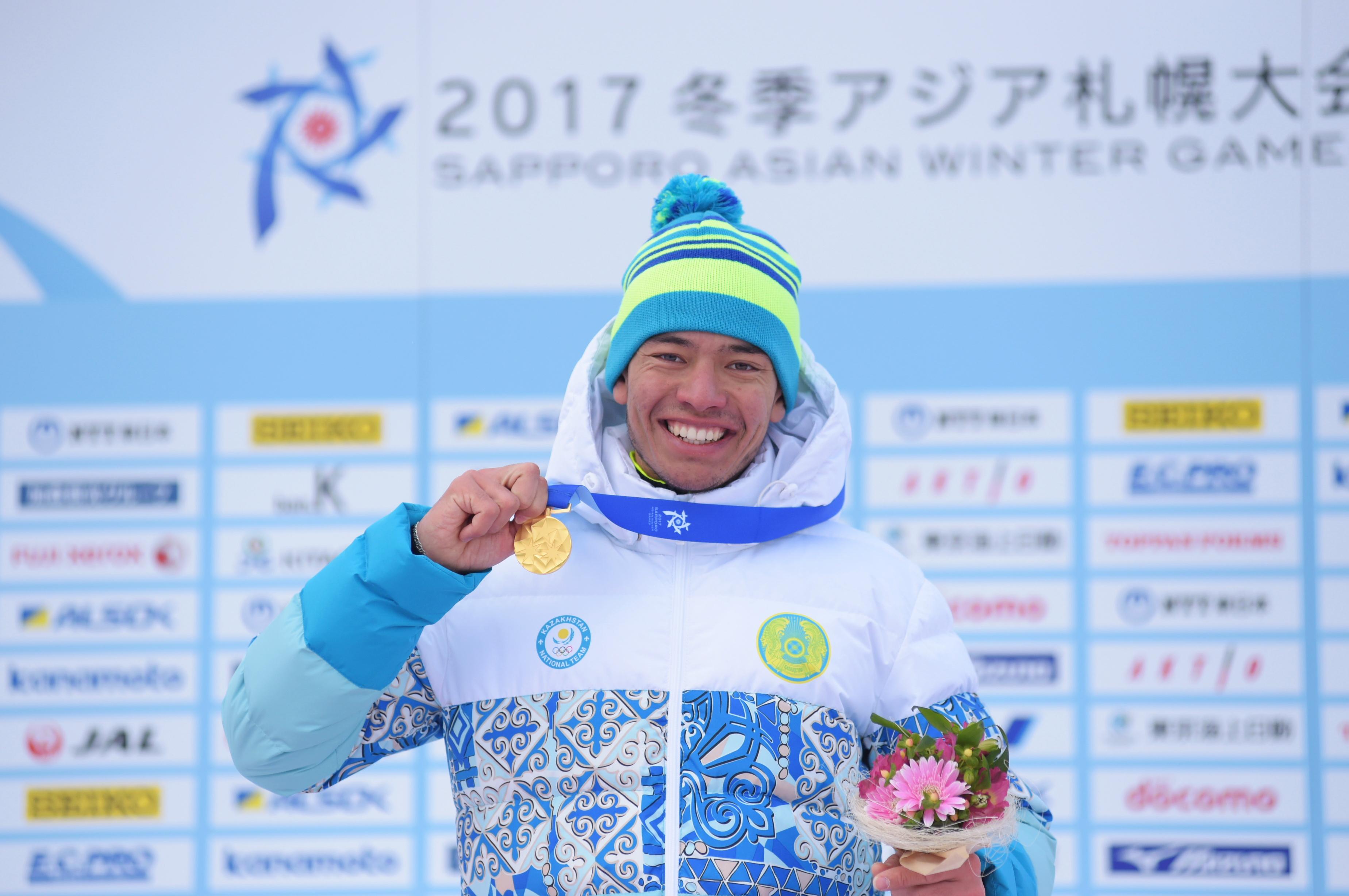 Азиада-2017: Қазақстан Саппородағы алғашқы алтынына қол жеткізді