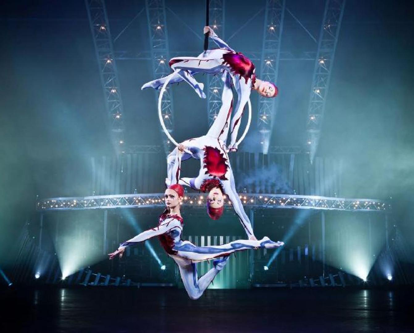 Знаменитый Цирк дю Солей приедет на ЭКСПО-2017