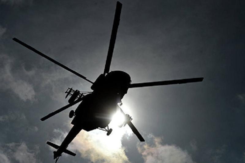 В Восточный Казахстан для расследования крушения вертолета вылетает комиссия