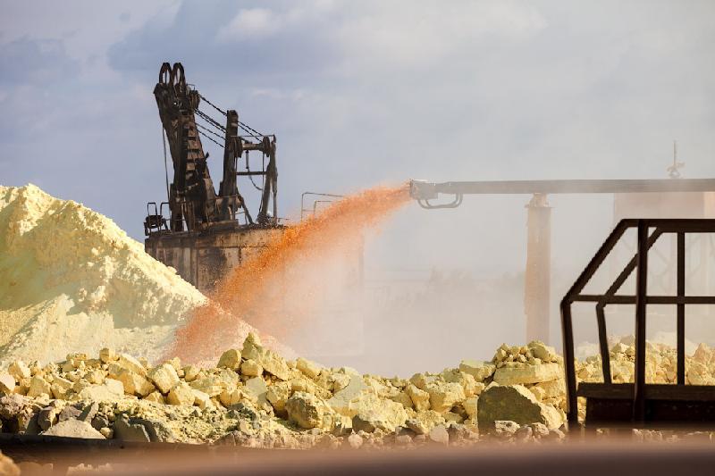 НКОК планирует в год производить 1,1 млн тонн серы