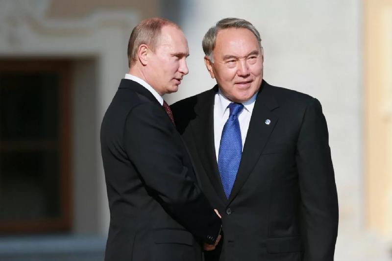 Президенты Казахстана и России обсудят вопросы двустороннего сотрудничества