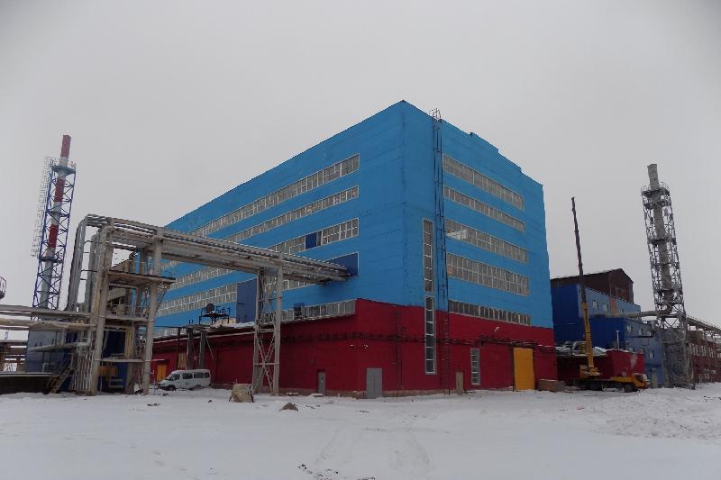 Степногорский сернокислотный завод заработал на полную мощность
