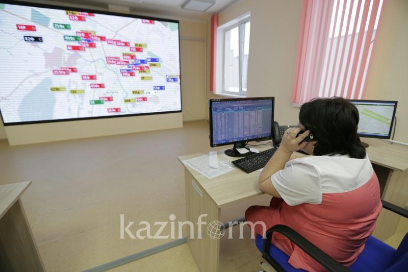 Первые в Казахстане мобильные бригады врачей появились в Павлодарской области