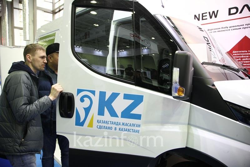 Рост производства в казахстанском автопроме на 15% ожидается в 2017 г