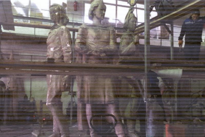 奥拉尔市计划为三名哈萨克女英雄竖立雕像