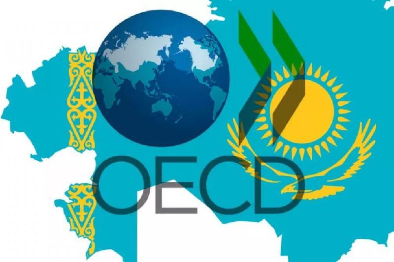 Казахстан присоединился к Декларации ОЭСР по международным инвестициям