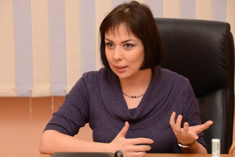 Аружан Саин поддержала флешмоб с хэштегом «дети против коррупции»