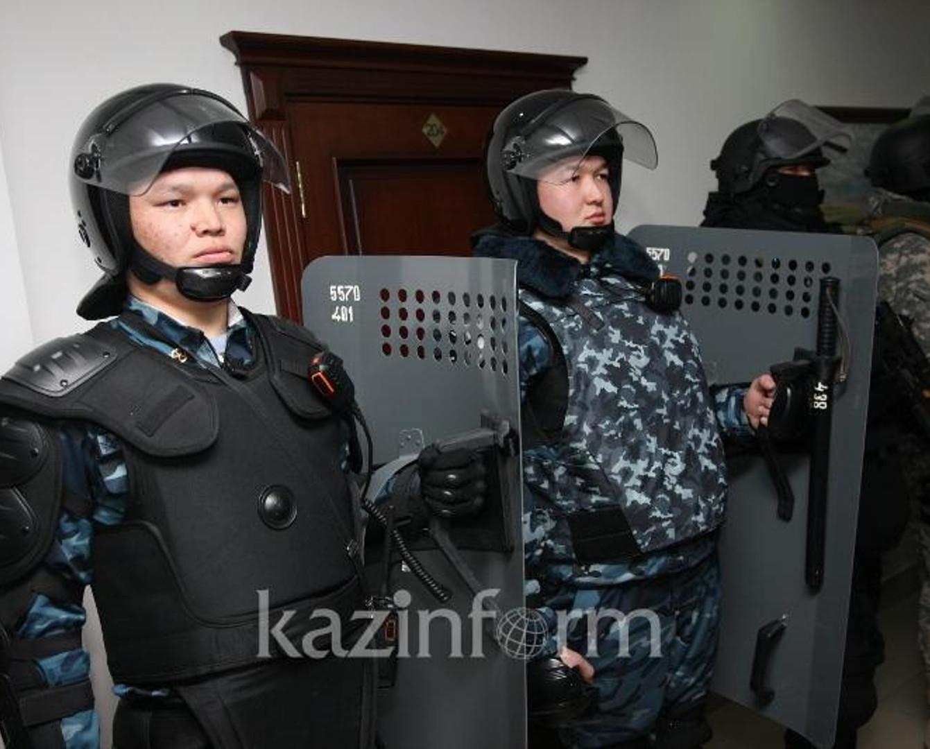 Казахстан намерен перенять опыт работы спецназовцев НАТО у Турции