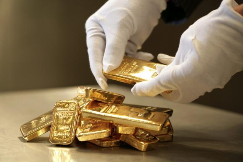 15 тонн аффинированного золота планируют произвести в Казахстане в 2017 году