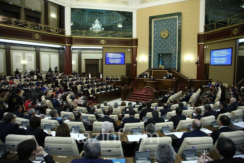 Нурсултан Назарбаев высказался по 26 статье Конституции