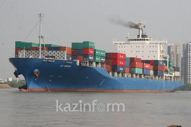 Первая партия казахстанского зерна прибыла во вьетнамский порт Хошимин
