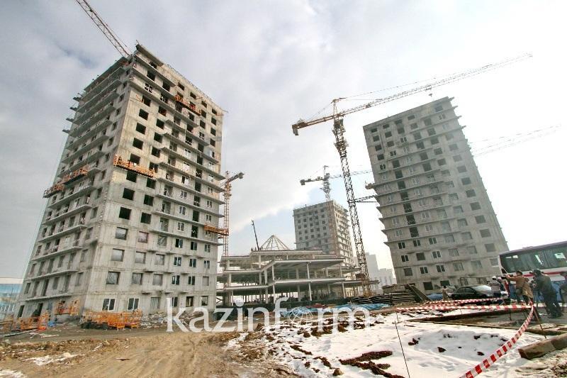 Астанада үш құрылыс компаниясына айыппұл салынды