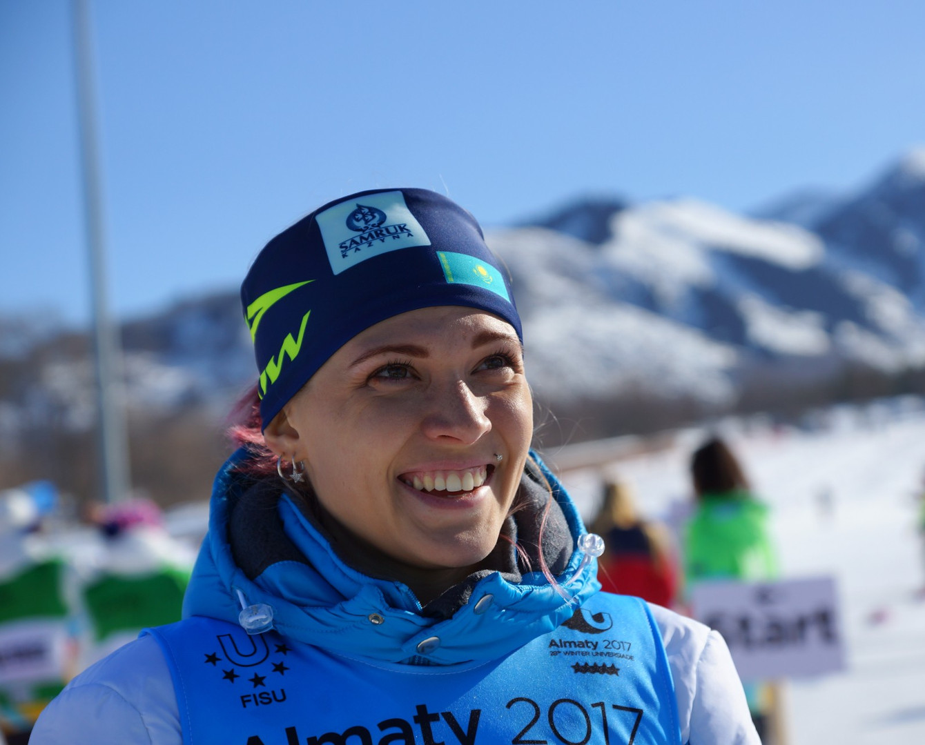 Лыжнице Анне Шевченко подарили квартиру в Павлодаре