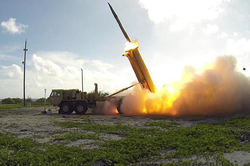 США приступили к размещению в Южной Корее противоракетных систем THAAD
