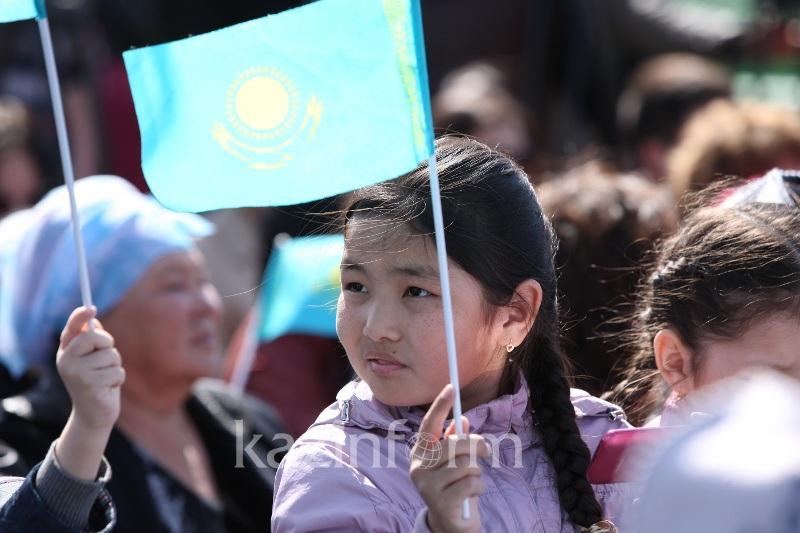 Политреформа призвана приумножить экономические успехи Казахстана - студентка