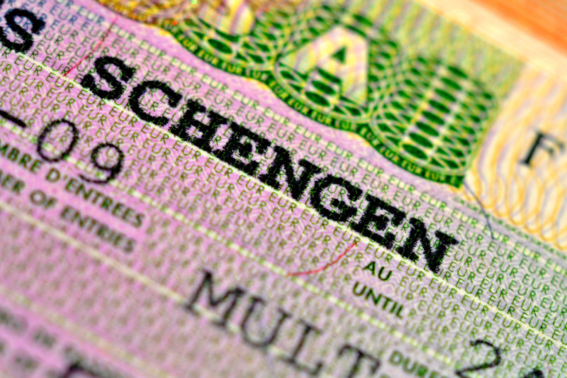 Новые правила выдачи шенгенских виз принял Европарламент