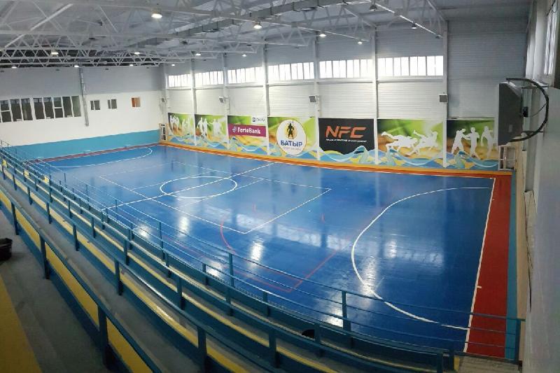 Огромный спорткомплекс за 200 млн. тенге построила бизнесвумен в Актау