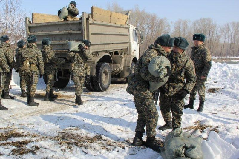 Готовность к паводку проверили в Восточно-Казахстанской области