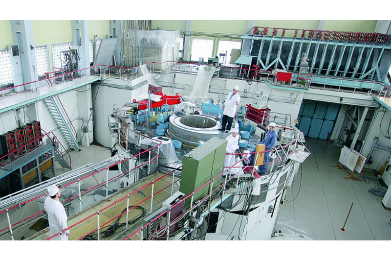 INSARR records safety improvements at Kazakhstan's research reactor
