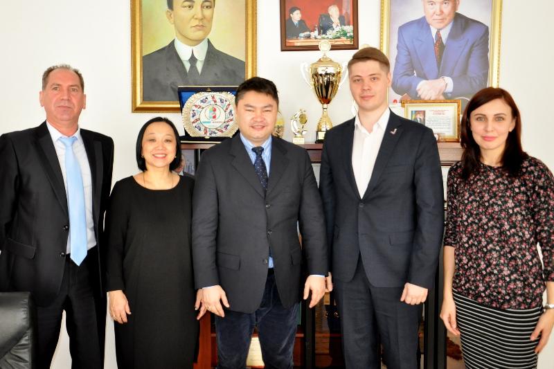 «Кузница министров» России и павлодарский госуниверситет будут вместе готовить кадры