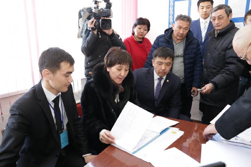 Дүйсенова әкімдер рейтингінде жұмыссыздық деңгейі ескерілетінін еске салды