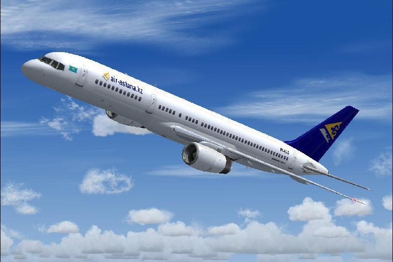 «Эйр Астана» увеличивает частоту полетов в летнее время