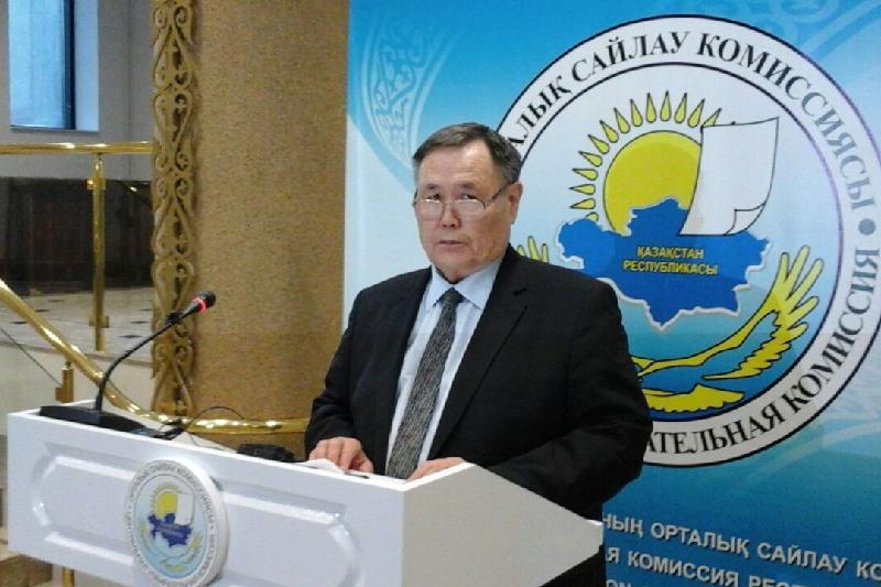 ЦИК  зарегистрировал 188 кандидатов в депутаты маслихатов