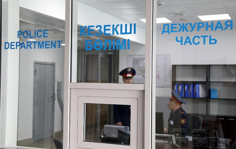 На территории ЭКСПО открылся полицейский отдел