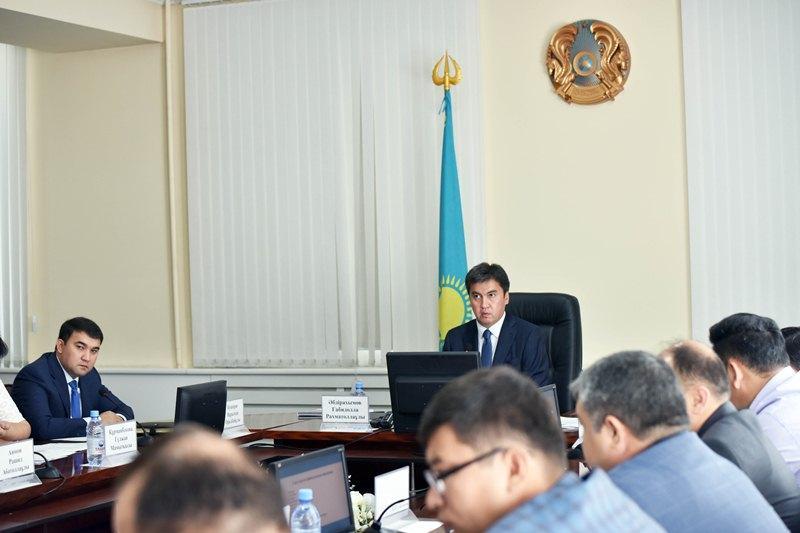 В Казахстане корпус «А» государственных служащих обновлен на 30 процентов - замруководителя АП РК Г.Абдрахимов