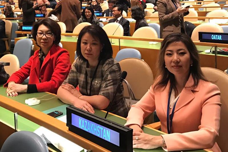 Комиссия ООН оценила развитие женского предпринимательства в РК
