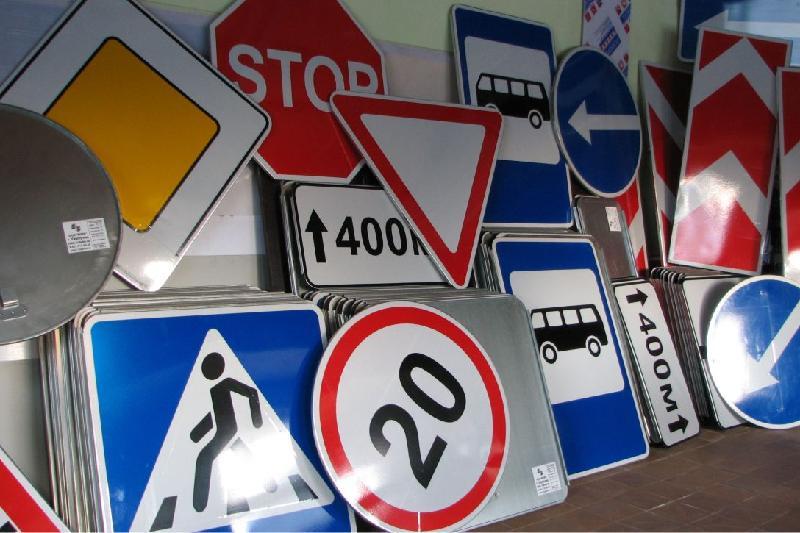 Новые дорожные указатели установят в Астане