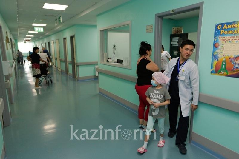 В онкорегистре Казахстана состоит свыше 160 тысяч больных - Минздрав