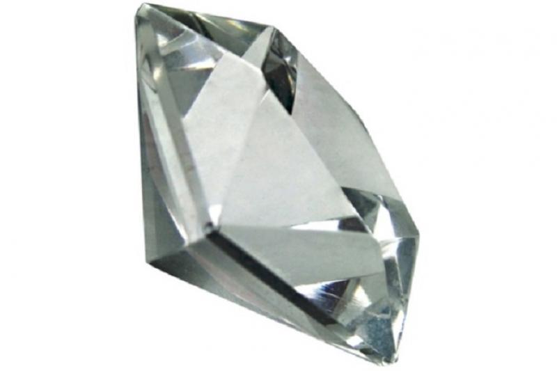 Алмаз весом 709 карат нашли в Сьерра-Леоне
